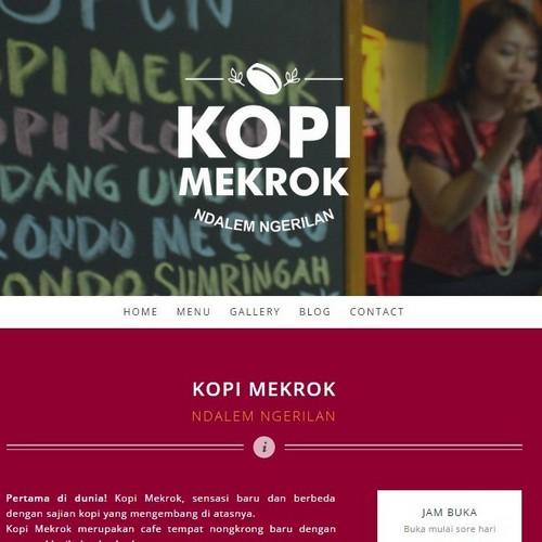 Kopi Mekrok Cafe