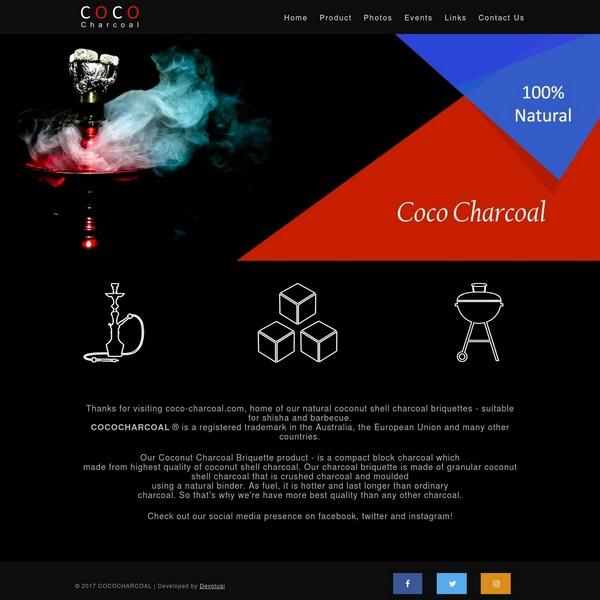 Coco Charcoal